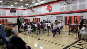 Bloomer Middle School Winter Concert