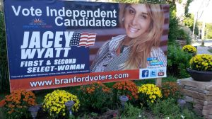 Jacey Wyatt Looking to Run For First Selectman Again