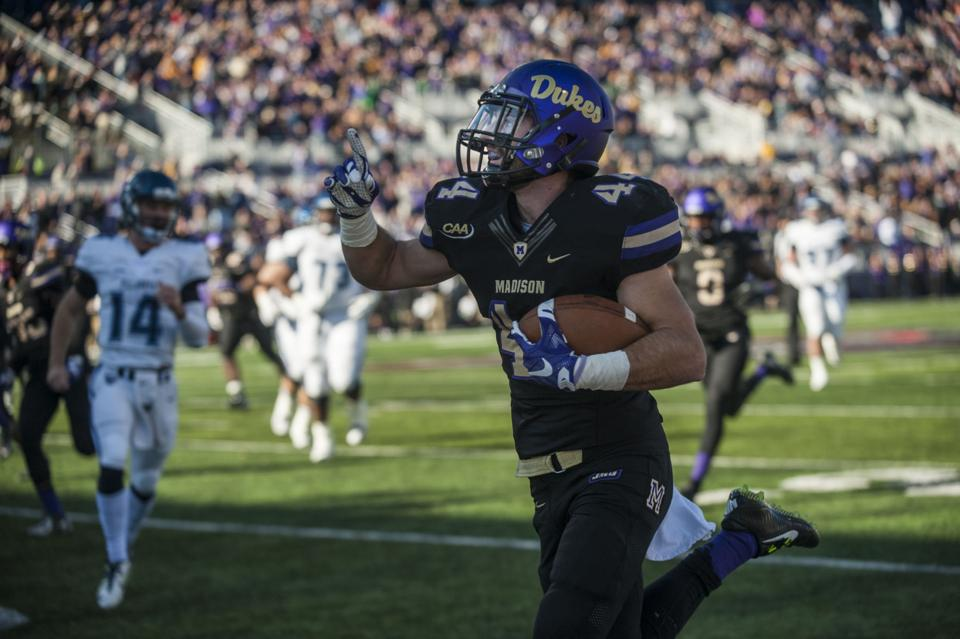 JMU snags No.5 seed and first-round bye in FCS playoffs