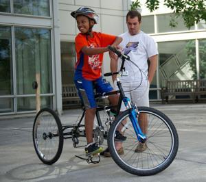 Engineering bike project