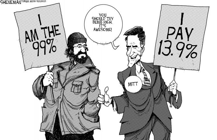 Property Tax Unfair