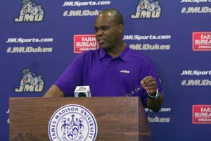Head coach Everett Withers