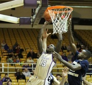Dukes have last-second loss to George Washington in home opener