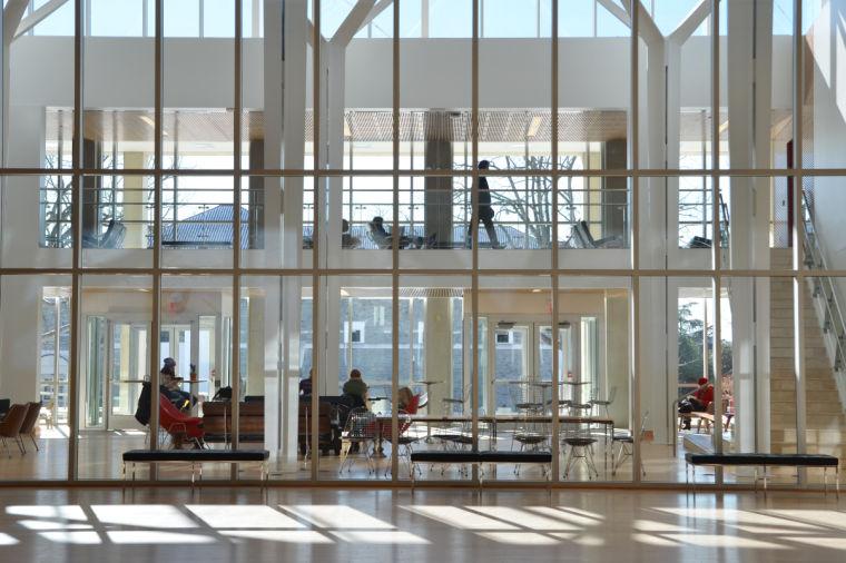 Duke Hall Renovation Inspires Art Students News