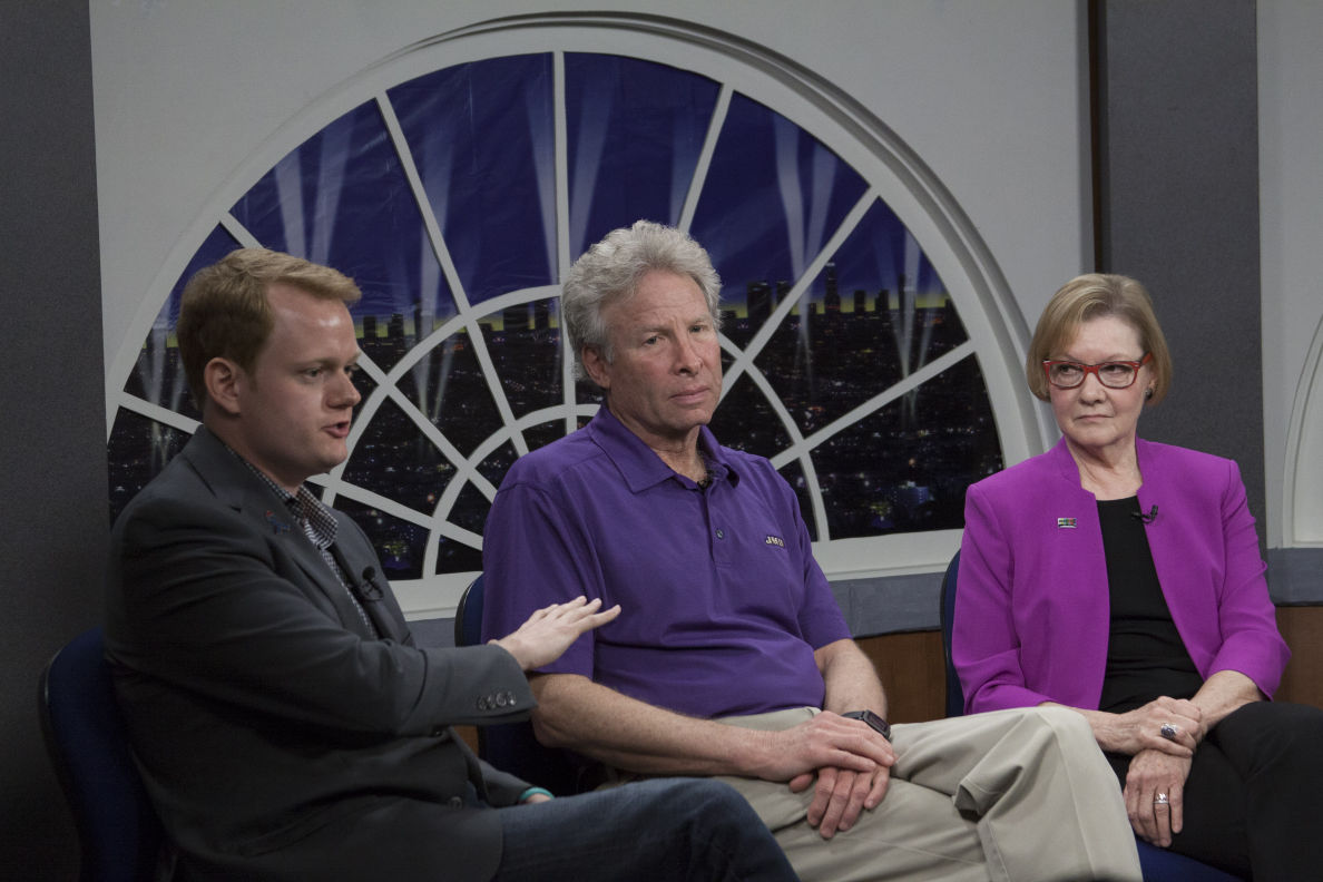 finding the humanity alison parker s parents and boyfriend finding the humanity alison parker s parents and boyfriend discuss interviewing techniques gun control and the media