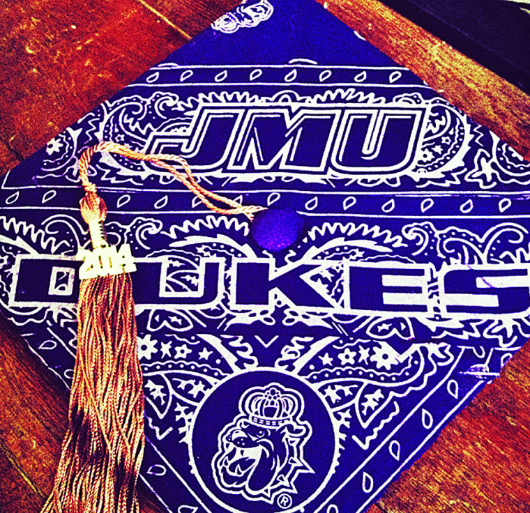 Class Of 2014 Grad Cap Designs Multimedia Breezejmu Org