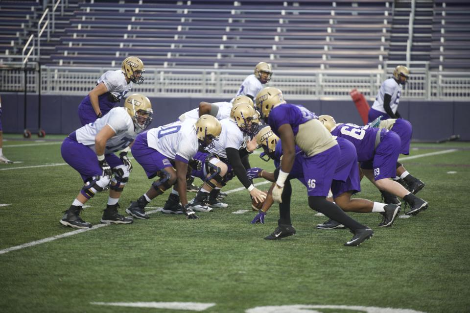 Dukes compete for share of CAA title in regular season finale