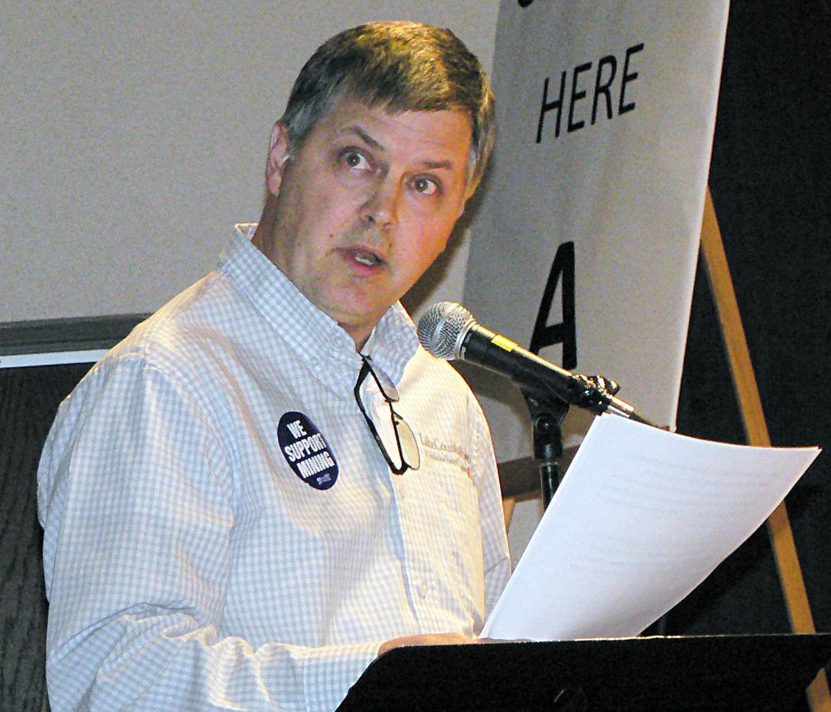Hearing reignites fiery debate over nonferrous mining