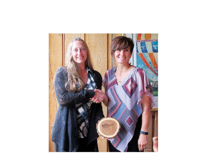 Reclaimed Rustic Woodworks  receives Rising Star Award