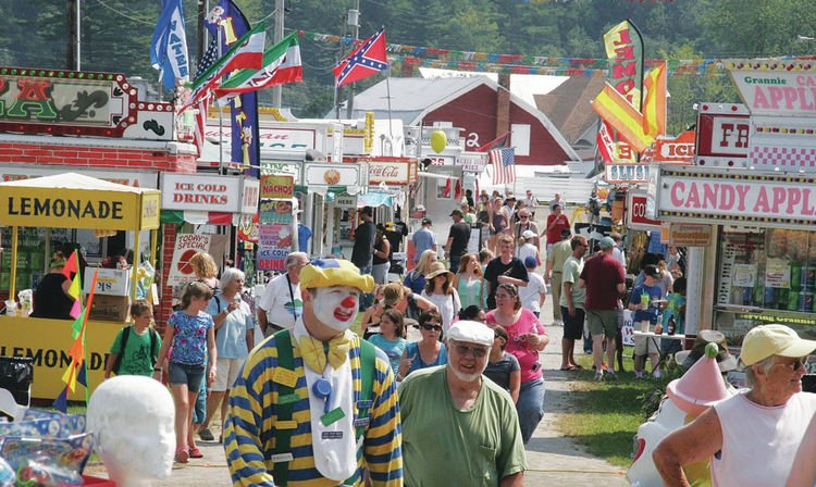 caledonia county fair prohibits sale of confederate flags. Black Bedroom Furniture Sets. Home Design Ideas