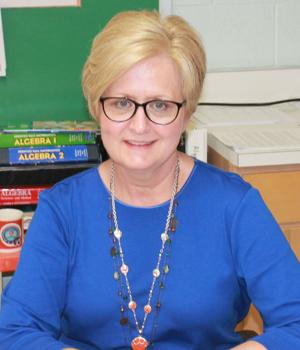 Scripter retiring after 38 years of teaching math