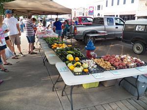 Farmers Market starts Saturday 8 a.m.