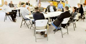 River stakeholders discuss water sharing