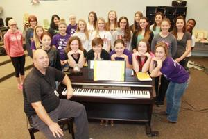 CCCHS choirs do well at state