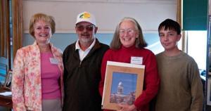 Roth gets President's Award