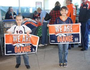 Buena Vista shows Broncos spirit