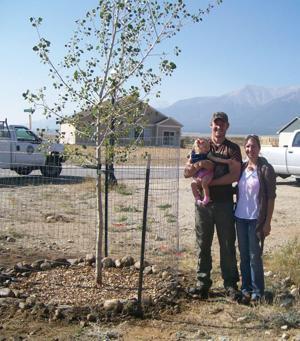 Adopt-A-Tree family