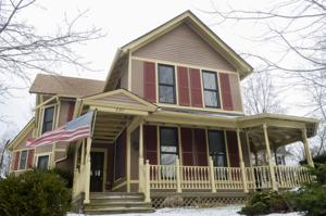 Bell Street historic home