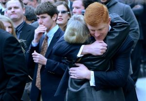 McQueary mourns loss of Joe Paterno