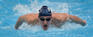 Penn State's Shane Ryan has sights set on the Olympic Games