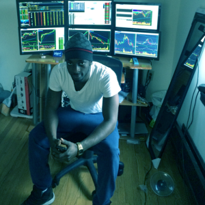 Taking care of business: Penn State student finds his way in day trading