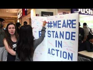 Bystander's In Action campaign