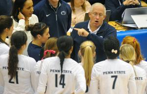 Penn State women's volleyball to have six televised matches in 2015