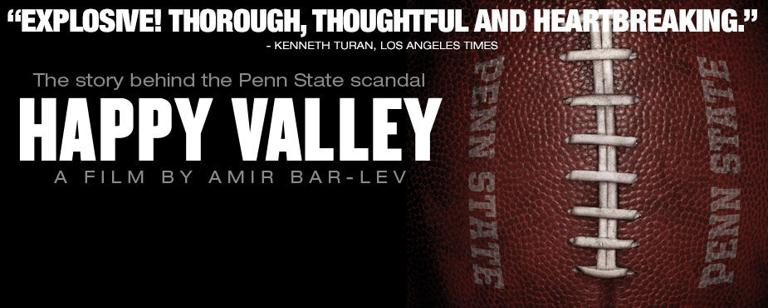 Documentary to examine impact of Sandusky case on Penn State