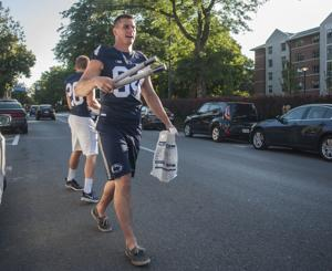 Schwan on the Street