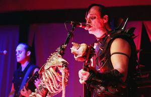 'The Misfits' rage at Levels Night Club