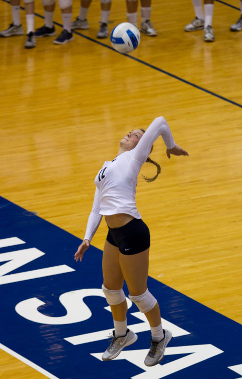 Penn State S Aggressive Serving Has Side Effects Women S