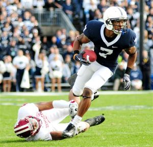 Penn State football player Curtis Drake longs to return to the field