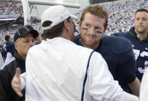Matt McGloin wins Burlsworth Trophy