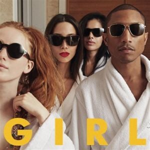Pharrell Williams' 'G I R L' is a little too 'Happy'