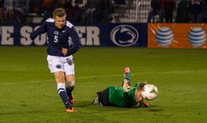 Penn State men's soccer striker Connor Maloney selected for U.S. Under-23 national team camp