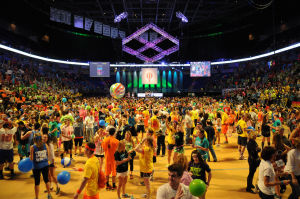 THON Overview of THON Friday Night