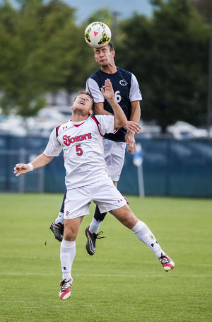Bob Warming keys Penn State men's soccer's second half success