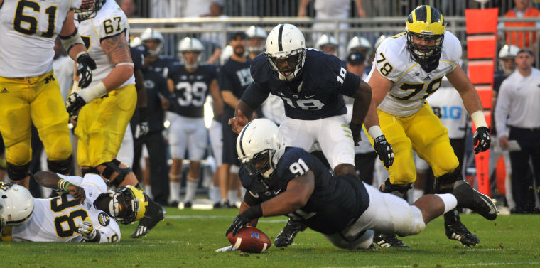 Penn State football looks to build off fast start