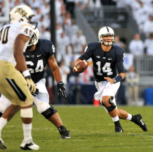 Irish tie disrupted, UCF coach George O'Leary unfazed