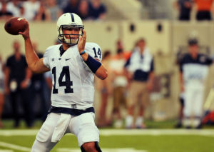 True freshman Christian Hackenberg showed both good and bad in debut