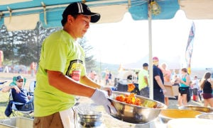 Tussey Mountain hosts annual WingFest