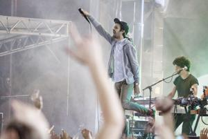 Passion Pit closes Movin' On