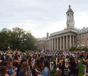 New rushes face high price tag of joining Penn State greek life