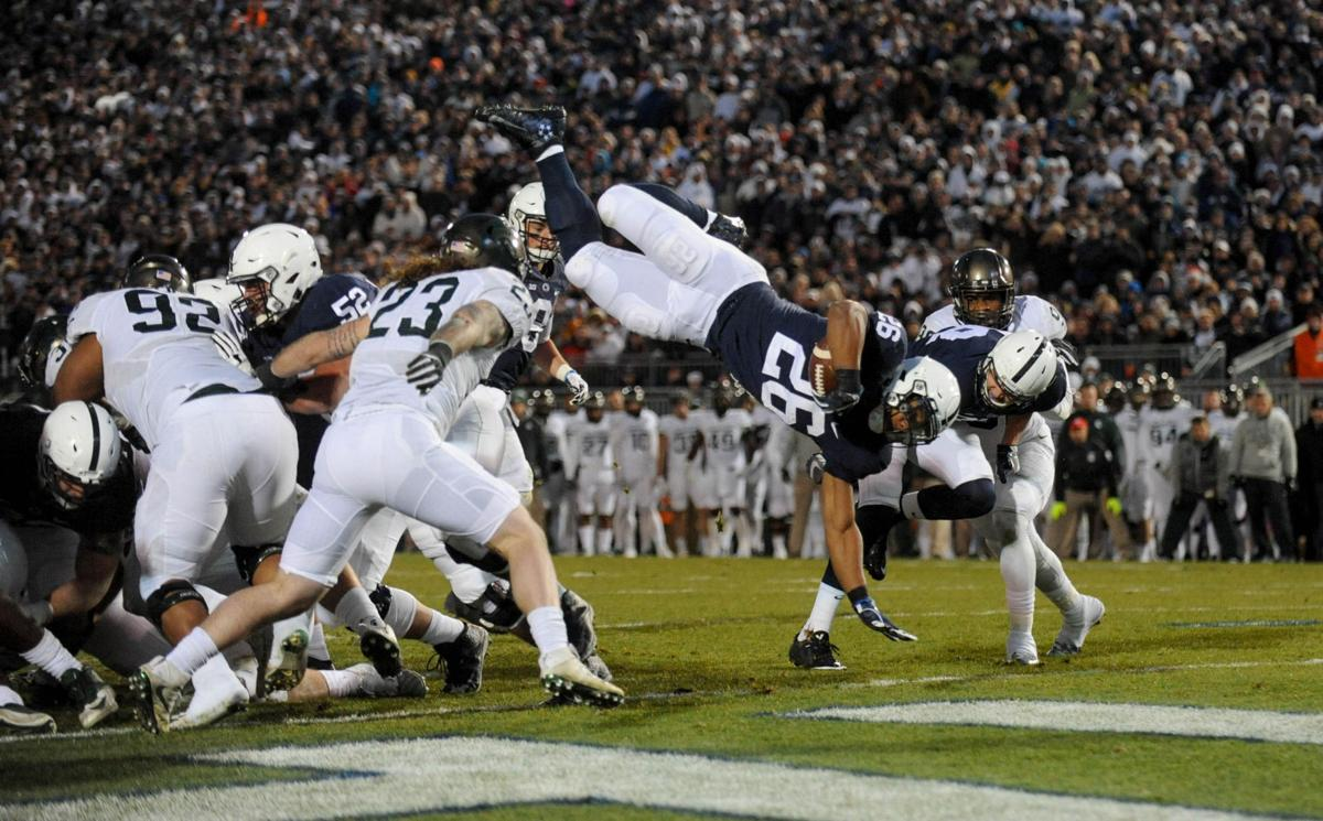 No. 7 Penn State football secures spot in Big Ten ...