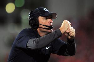 Coach Butler signals