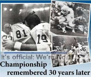 Penn State football: 30 years later, championship still remembered