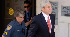 Spanier attorney wants civil case to be heard in Centre County
