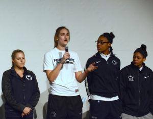 Penn State Athletics Take Action