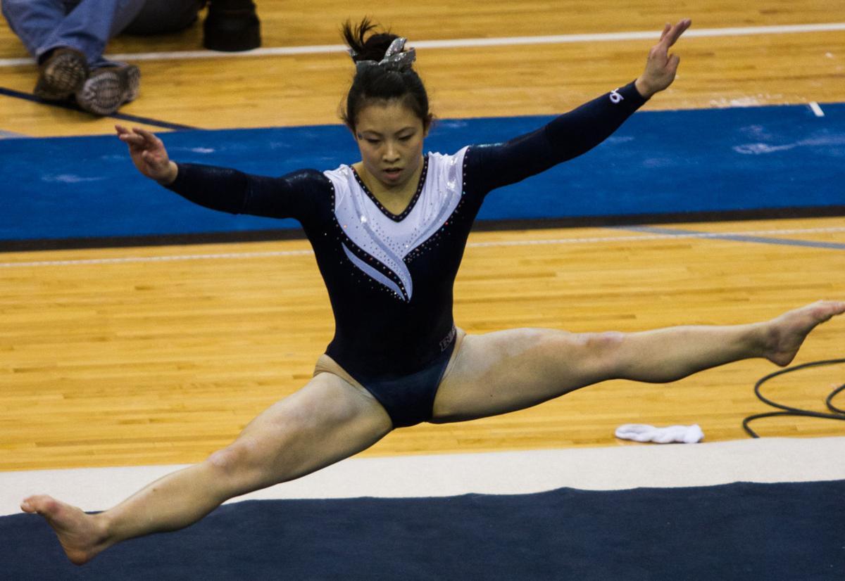No 9. Penn State women's gymnastics heads to Illinois ...