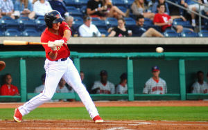 Spikes grind out win against Doubledays